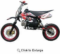 COOLSTER 214 - 125cc Dirt Bike 4-Speed-Manual Transmission .. Sale price: $699.00