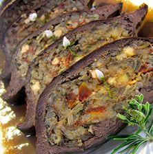 Εξαιρετικός μεζές της ελληνικής κουζίνας με πλούσια γεύση και υπέροχη γέμιση