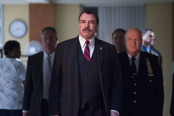 """10. For """"Magnum, P.I."""" Tom Selleck won an an Emmy and a Golden Globe for Best Actor in a Drama Series"""