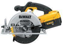 DeWalt NANO Cordless Circular Saws 115-DC300K