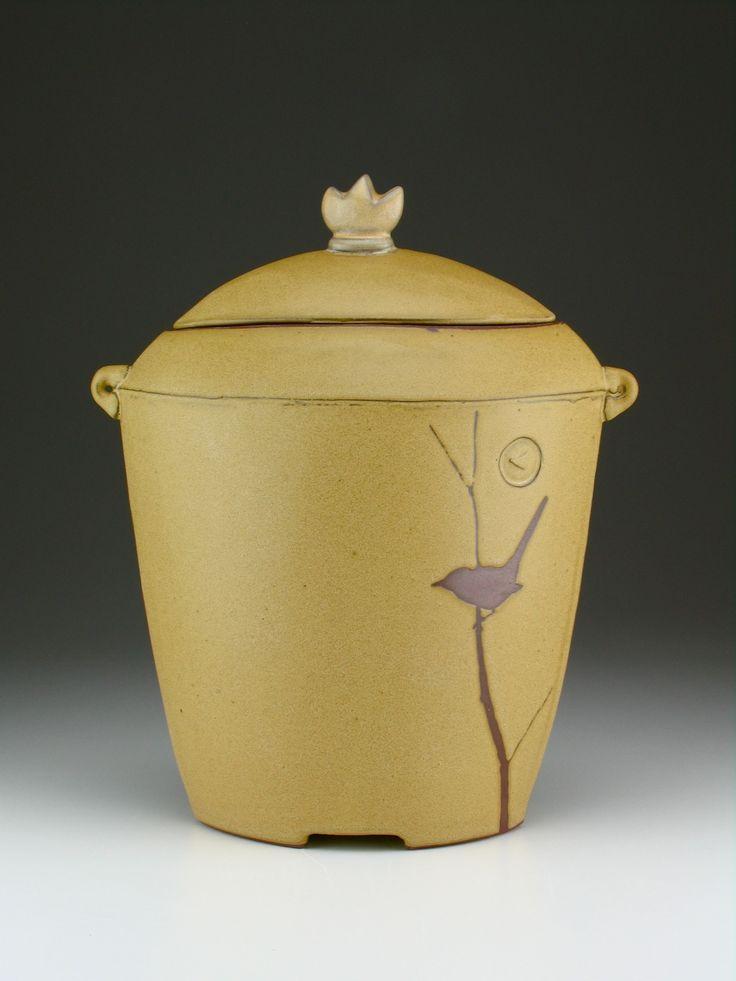17 best images about lidded pots on pinterest ceramic for Handmade pots design