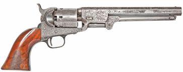 Confederate General Robert Edward Lee's Refurbished Colt Navy Model 1851 Percussion Revolver