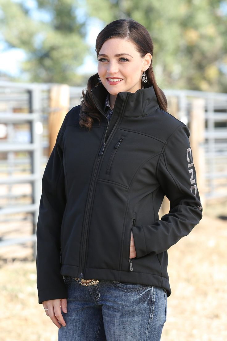 Womens Concealed Carry - Bonded Jacket