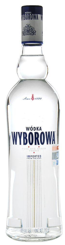 best cheap vodka Price, region, expert reviews, and taste, get all the details about Wyborowa Wódka Rye Vodka.
