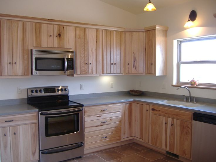 17 Best Ideas About Hickory Kitchen Cabinets On Pinterest Hickory Kitchen Hickory Cabinets