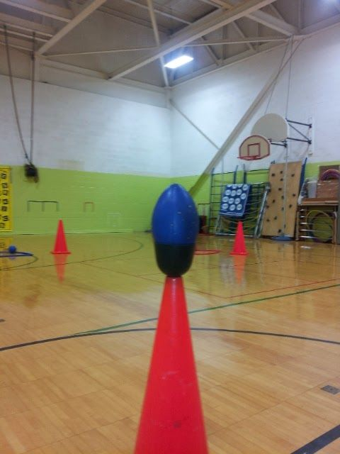 Physical Education and More: Cardio Bop Ball