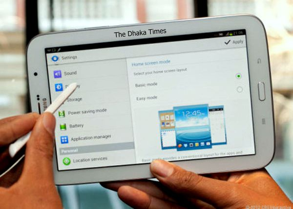 Samsung unveils a comfortable, functional Galaxy Note 8 (hands-on) Looks  like an iPad mini with stylus and phone