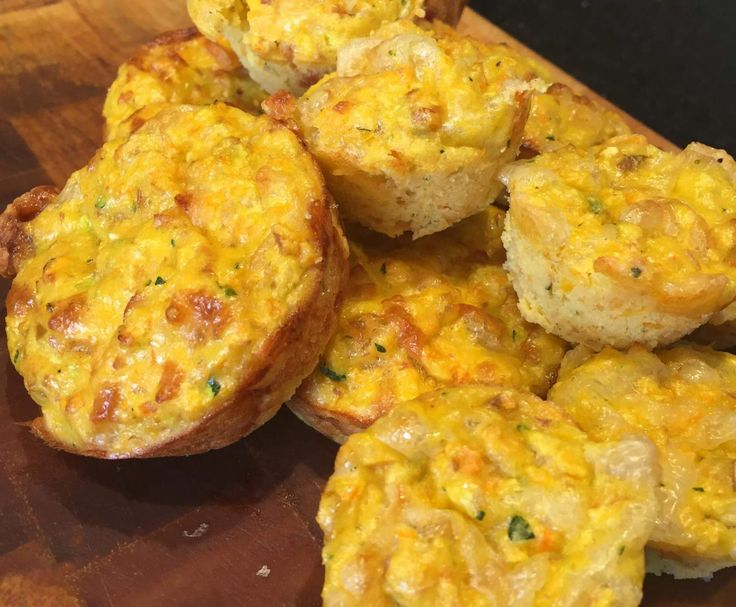 Recipe Mini Vegetable Quiches by aebow8 - Recipe of category Baking - savoury