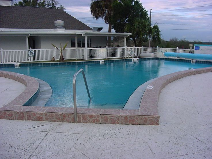 Mouse Mountain RV Resort At Davenport Florida