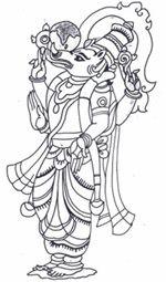 dasavatara - 3 varaha avatara