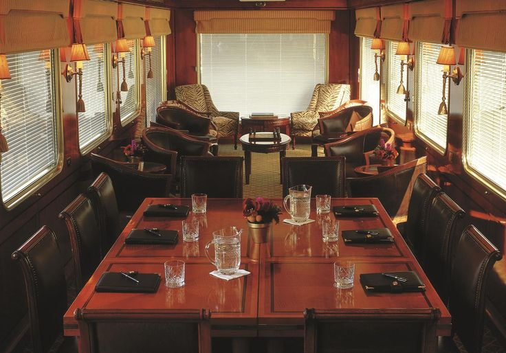 The Blue Train - Informal conference