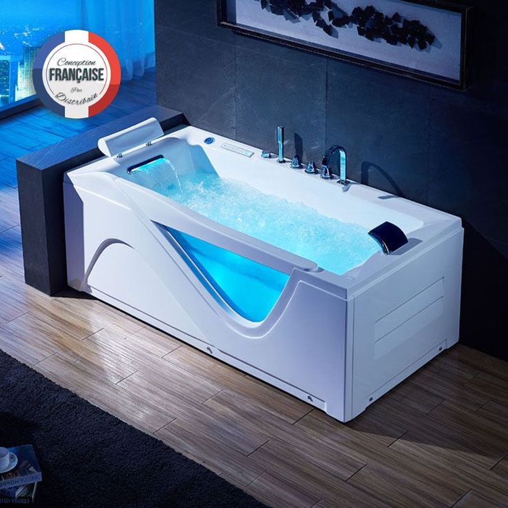72 best images about baignoires baln o on pinterest diffusers massage and rio 2. Black Bedroom Furniture Sets. Home Design Ideas