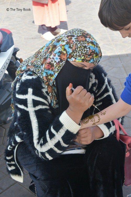 Marrakech land of god