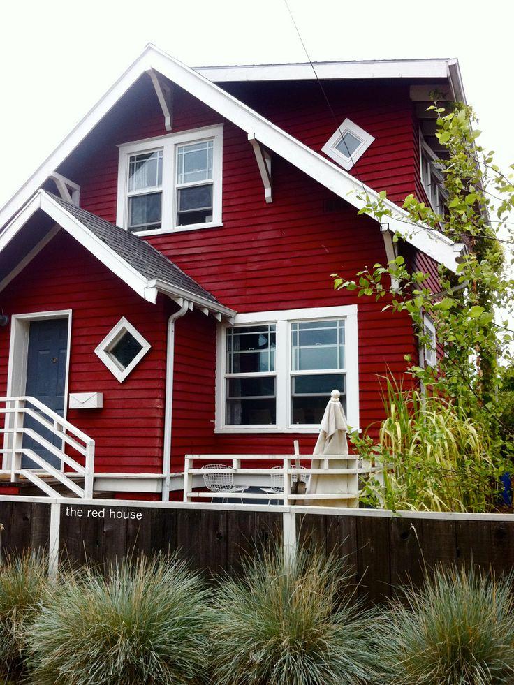 10 best images about exterior paint on pinterest red - Beach house color schemes exterior ...
