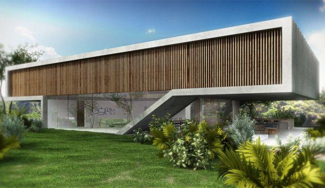 MPG Arquitetura » Residencial » Chácara Santa Helena I