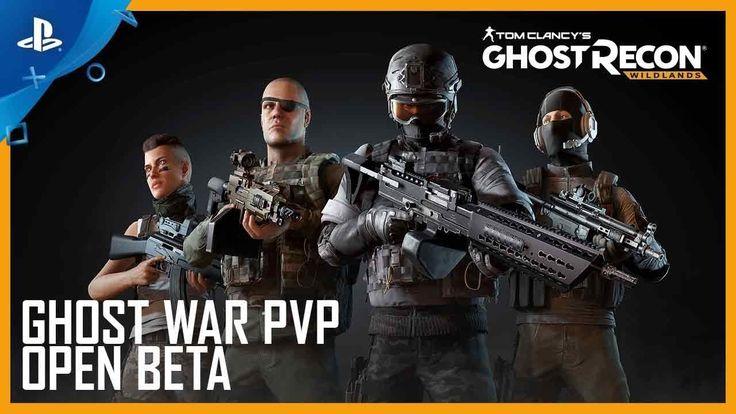 [Video] Tom Clancys Ghost Recon Wildlands: Ghost War PVP Reveal - Open Beta