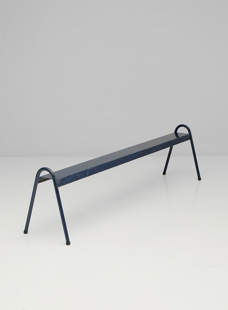 TUBAX STACKABLE OUTDOOR / INDOOR BENCH