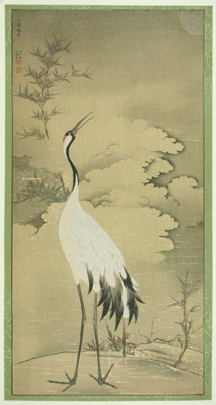 17 Best images about crane on Pinterest | Japanese art ... - photo#23