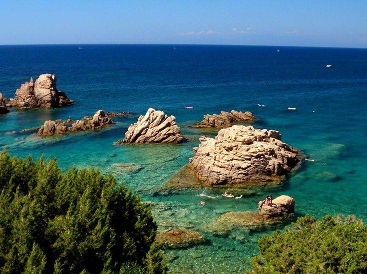 Holidays in Costa paradiso village - Trinità d'Agultu Sardinia