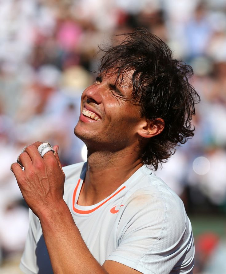 Rafael Nadal - French Open: Day 13