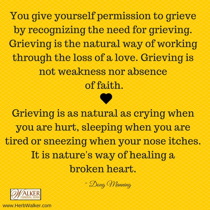 Bereavement quotes