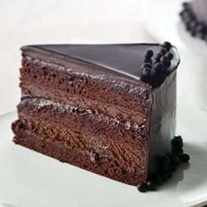 """""""This Chocolate Truffle Cake is spectacular!"""" If it's spectacular, then I must try it!"""