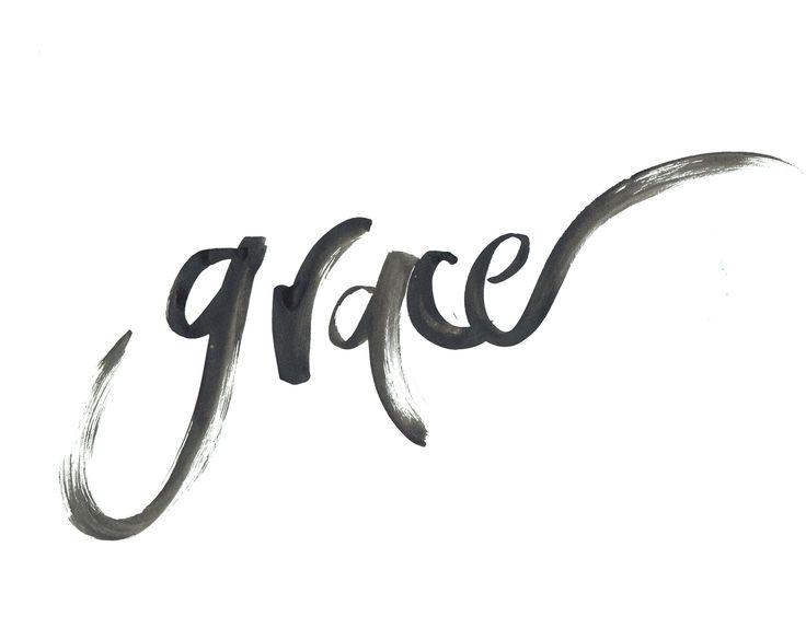 Typography {Grace}