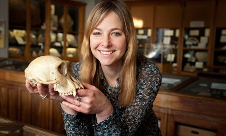 Alice May Roberts - English anatomist, osteoarchaeologist, anthropologist, paleopathologist, television presenter, and author.