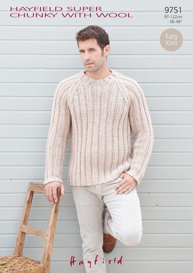 43 best Knitting for men images on Pinterest | Knitting patterns ...