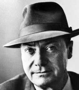 Ross Macdonald was the pen name of Kenneth Millar, considered one of the greats of hardboiled detective fiction.  His Lew Archer series began with The Moving Target.