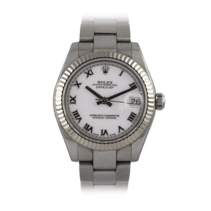 Used Ladies Rolex Datejust Uk