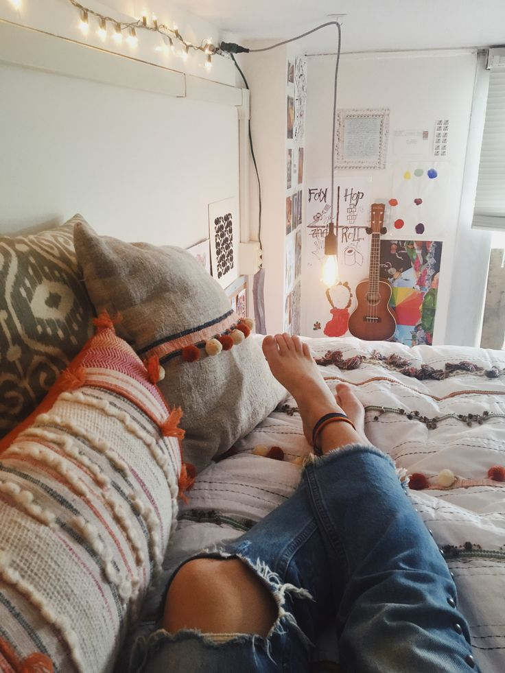 Pin By ♡♡ On Home Decor Bedroom Room Dorm Room