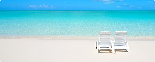 Unfasten your seat belt. You've arrived in the Bahamas!