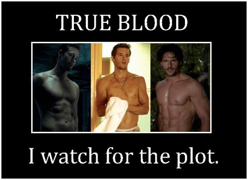 Yeah that's it....lolBad Things, True Blood Men, Trueblood, True Blood Last Seasons, Funny Stuff, Eye Candies, True Bloody, Hot Guys, True Stories