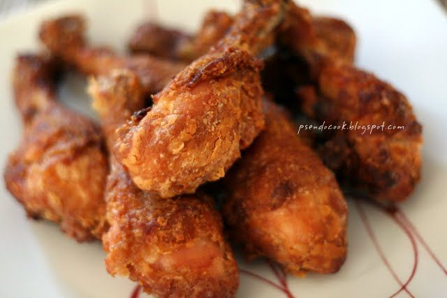 Oven Fried Chicken | Pseudo-Cook's Kitchen
