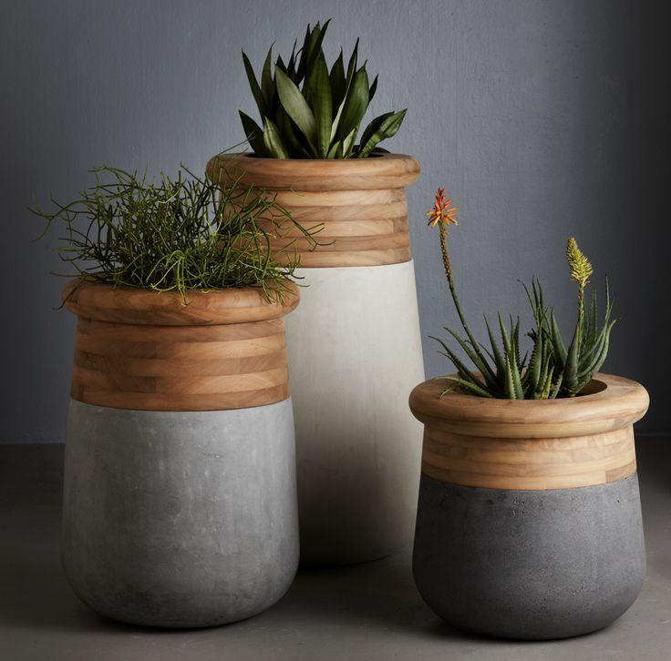 Indoor and Outdoor Planters