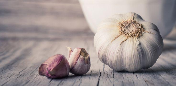 Syrop z czosnku: składniki i przygotowanie