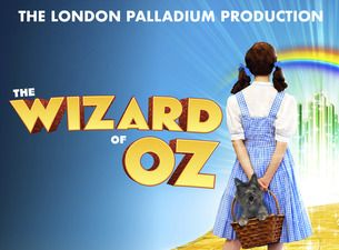 The Wizard of OzTickets capital,theatre in dec