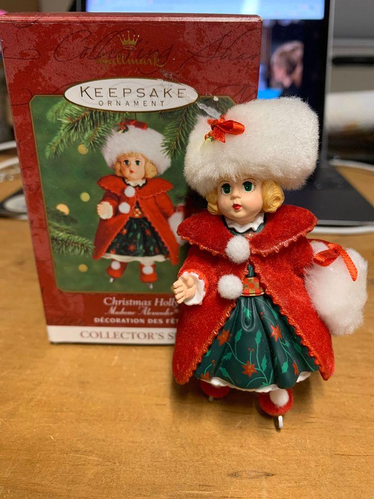 Hallmark Keepsake Ornament Christmas Holly Etsy in 2020