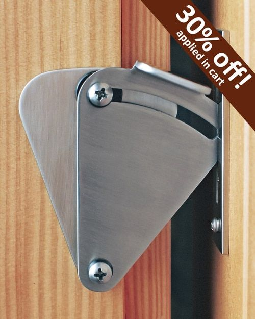 The Teardrop Lock Privacy Sliding Door Latch Lock In 2020 Sliding Doors Privacy Lock Barn Doors Sliding