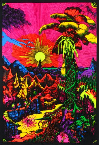 88 Best Black Light Posters Images On Pinterest Black