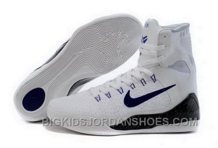 http://www.bigkidsjordanshoes.com/buy-cheap-nike-kobe-9-high-2015-white-black-mens-shoes-best-f5ytdx6.html BUY CHEAP NIKE KOBE 9 HIGH 2015 WHITE BLACK MENS SHOES BEST F5YTDX6 Only $99.58 , Free Shipping!