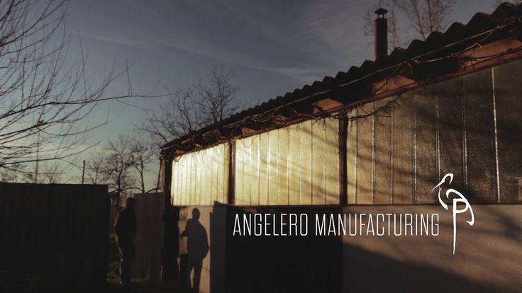 Short film about a knife maker.