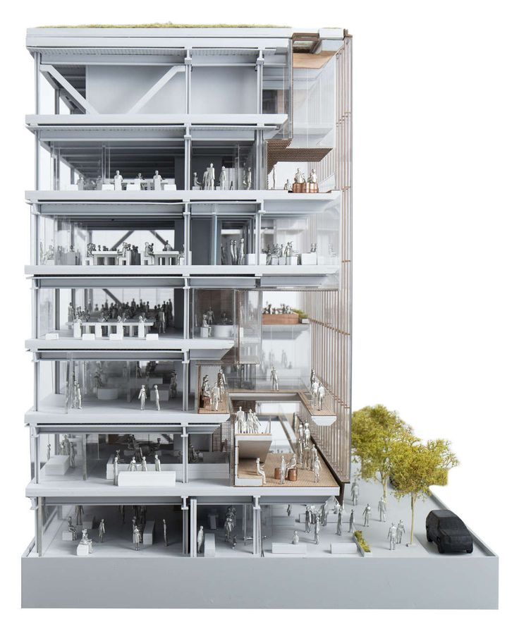 Awesome From Model To Masterpiece: SHoP Architectsu0027 Uber Headquarters   Architizer