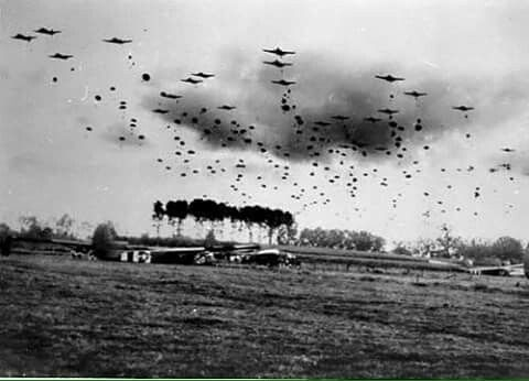 Operation 'Market Garden', September 1944. (Operation market garden is the single largest airborne battle in history and it is the largest Europe has ever seen, even till this day)