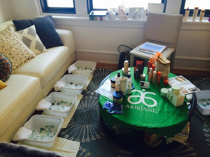 how to sell arbonne ideas
