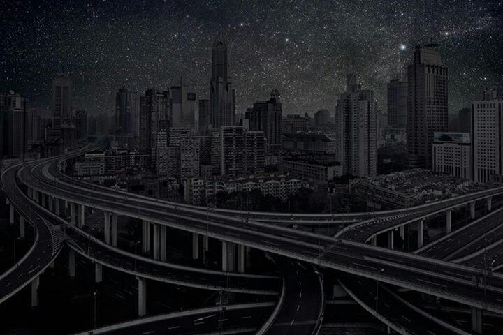 No light pollution