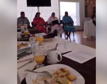 La COEPI revira contra diputados: Lamentable el desalojo de familias rarámuri y la actitud de legisladores al respecto | El Puntero