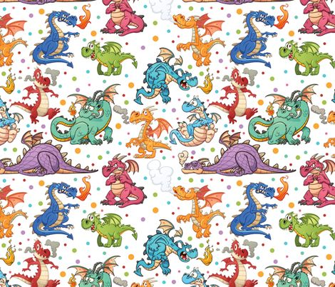 37 best images about fabric dragons on pinterest for Dragon fabric kids