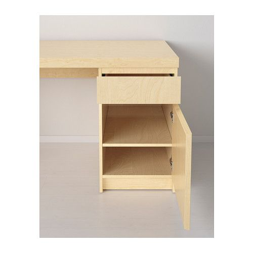 gallery of malm bureau ikea with malm bureau. Black Bedroom Furniture Sets. Home Design Ideas